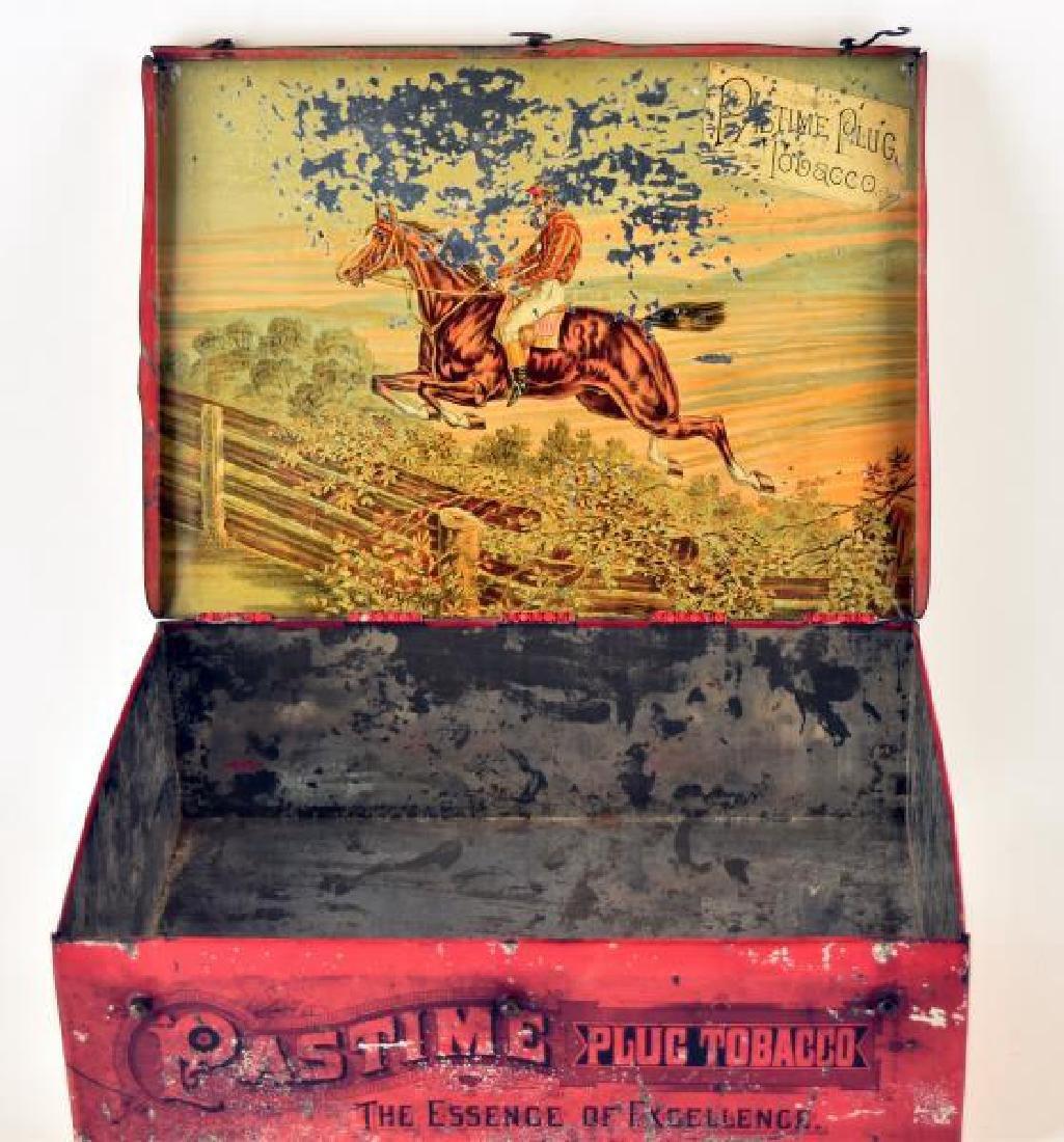 Pastime Tobacco Plug Display Box - 4