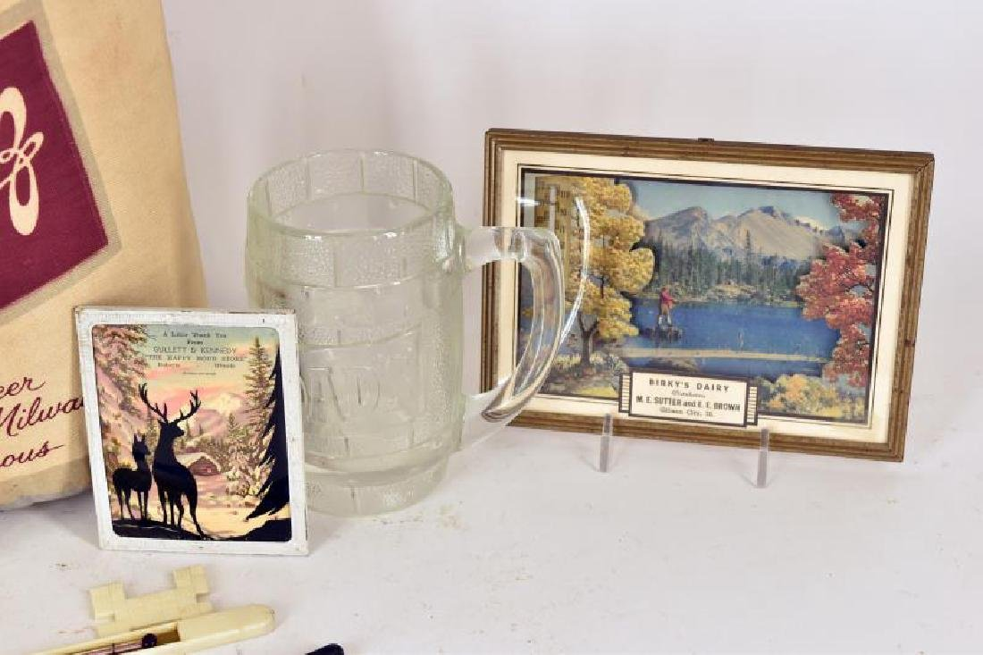Collection Of Advertising Items - 2