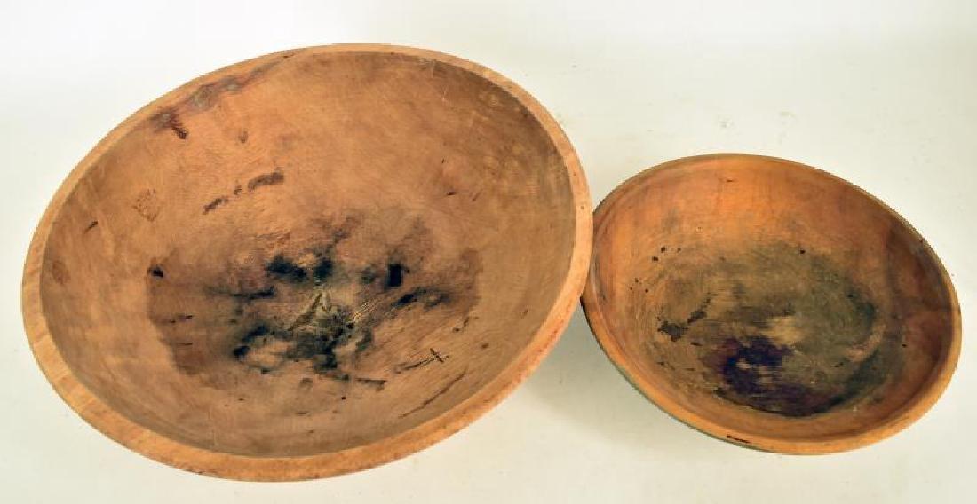 Vintage Dough Bowls