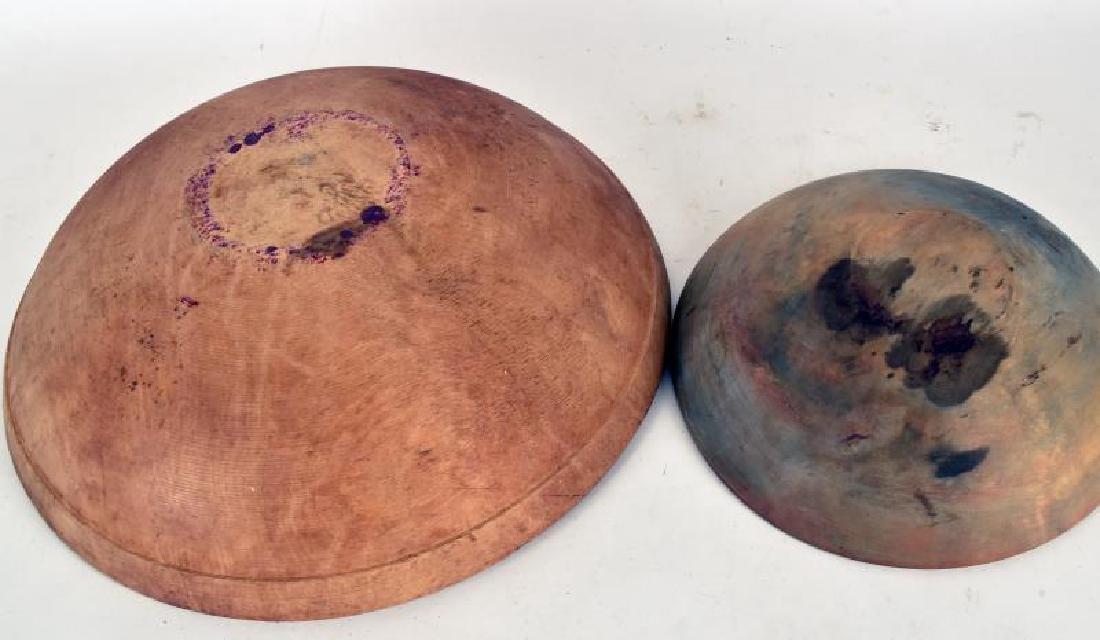 Vintage Dough Bowls - 2