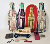 Collection Of Cocacola Advertising