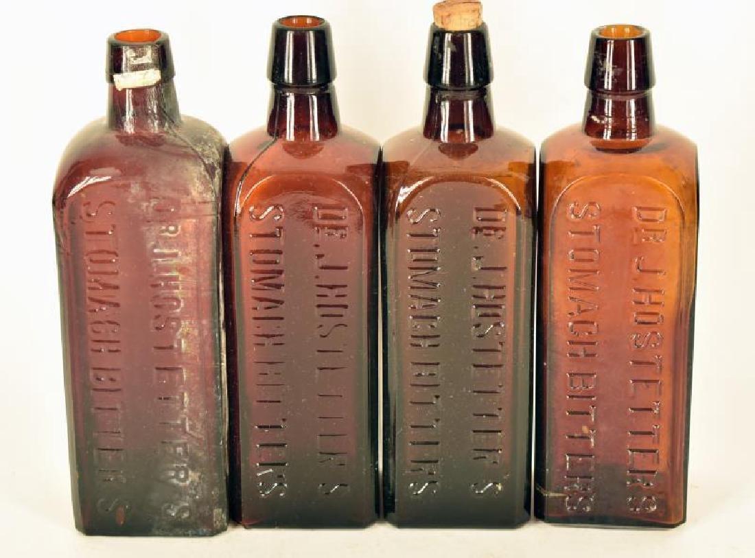 Hostetter's Bitters Bottles