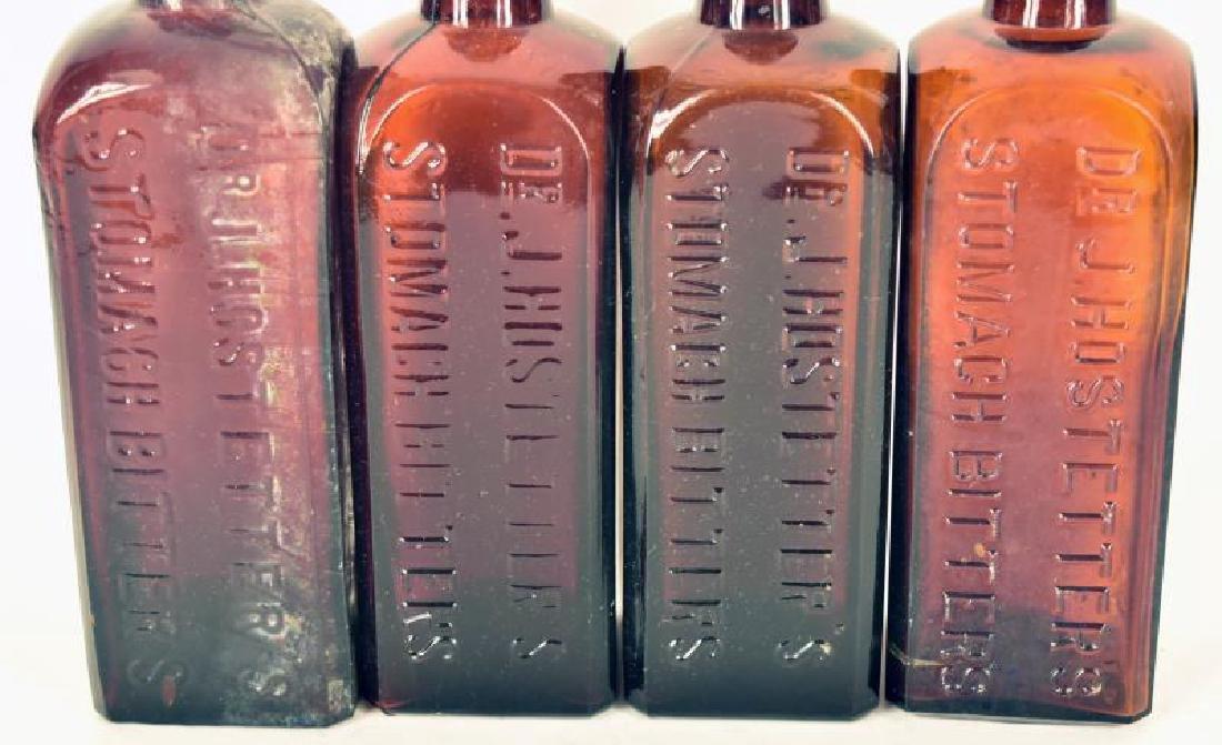 Hostetter's Bitters Bottles - 2