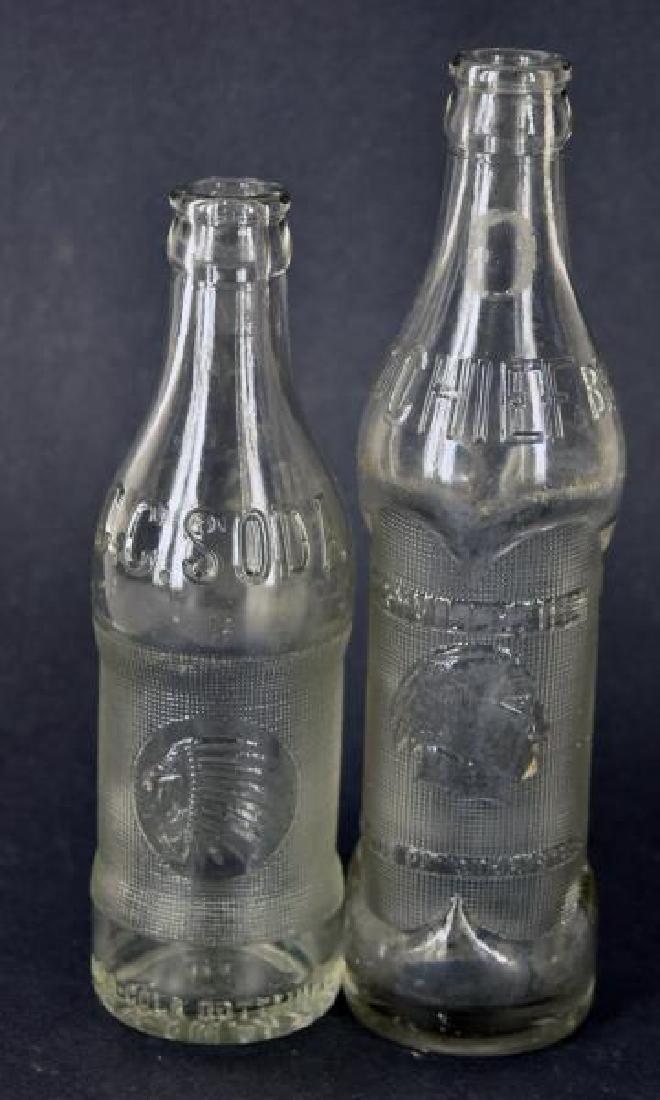 University Of Illinois Illini Chief Bottles
