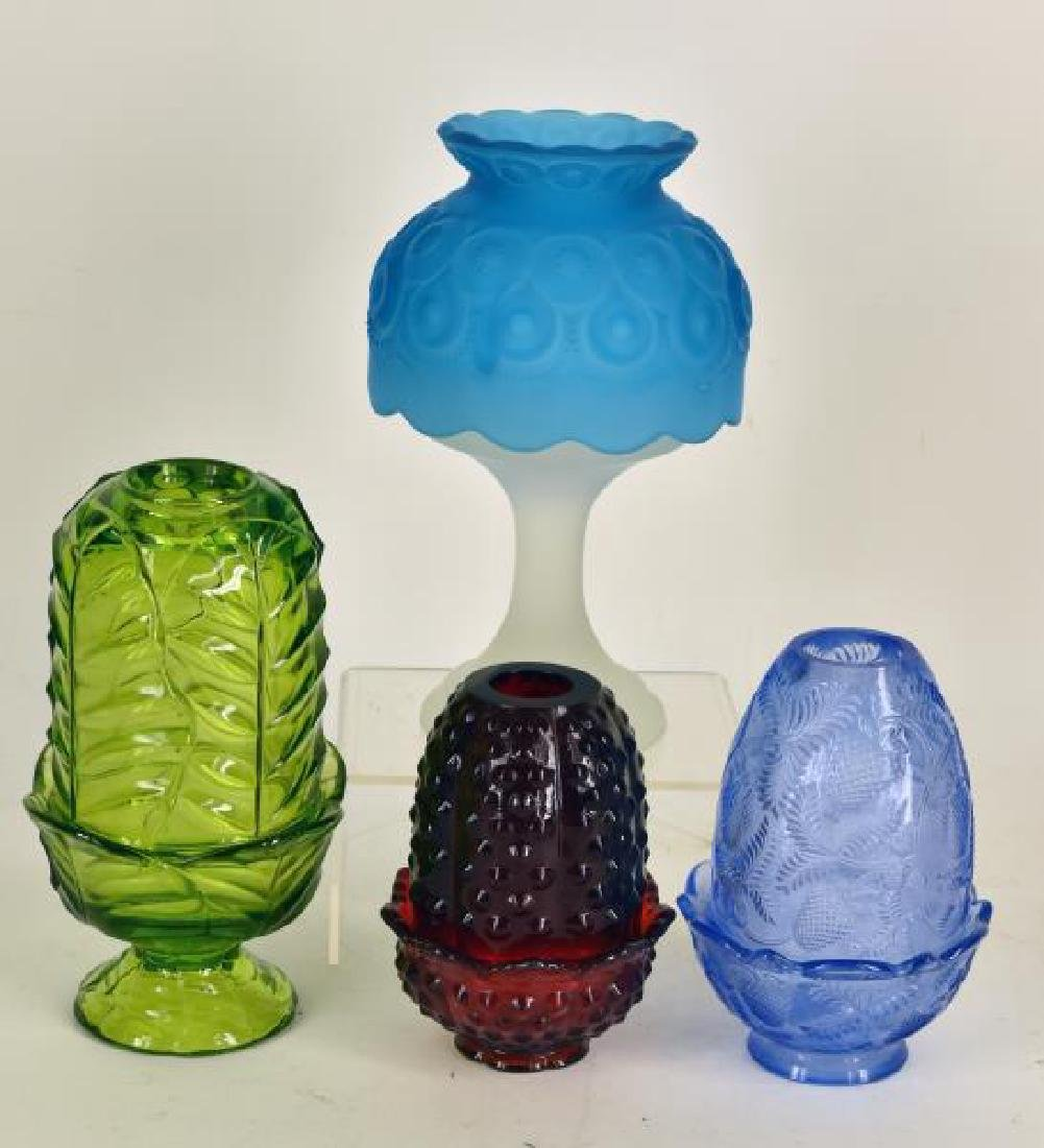 Collection Of Fairy Lamps