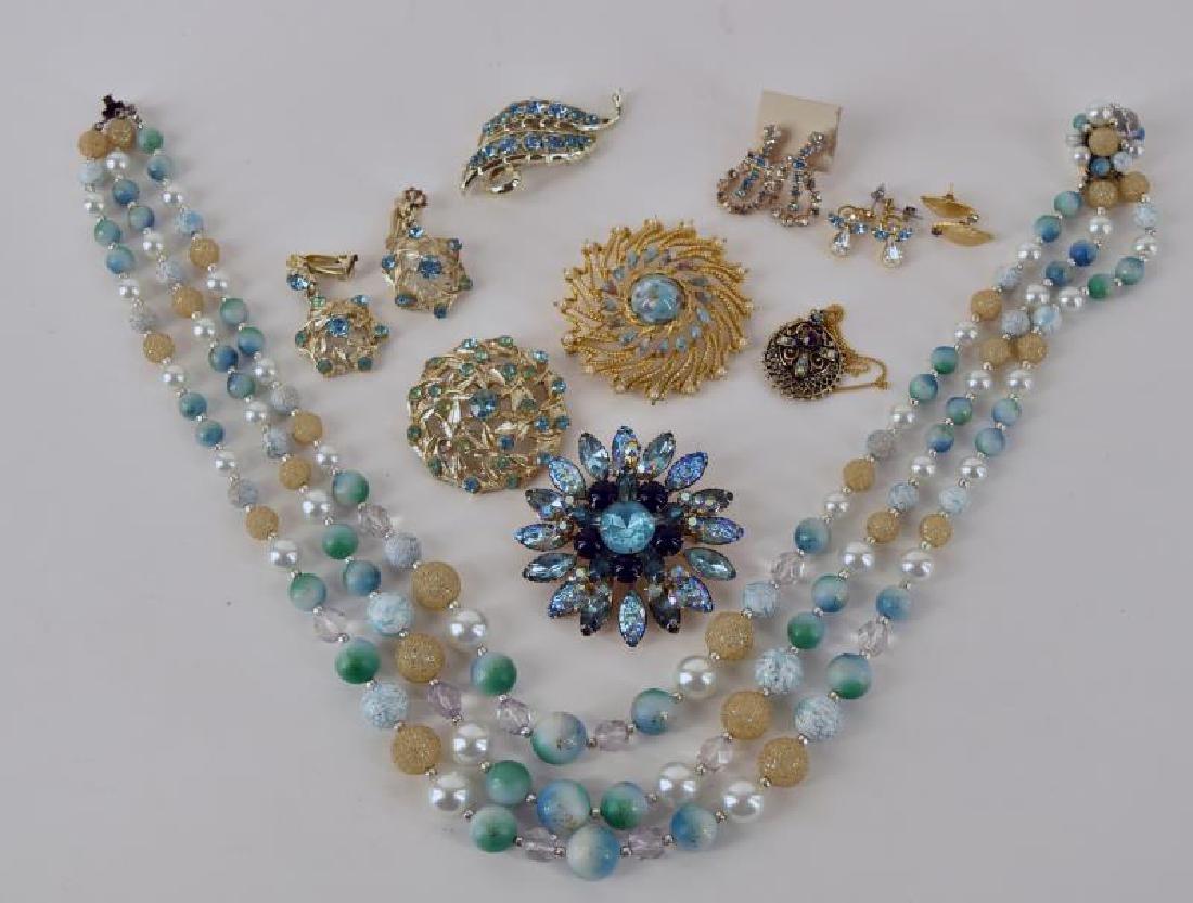Collection Of Contemporary Jewelry