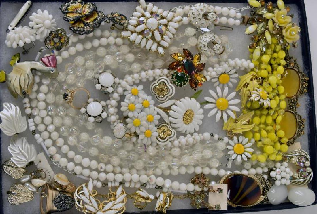 Collection Of Summer Costume Jewelry