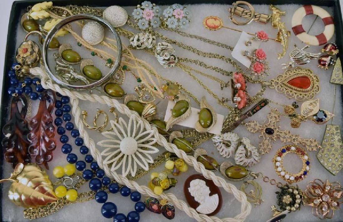 Trifari, Coro,charel Costume Jewelry