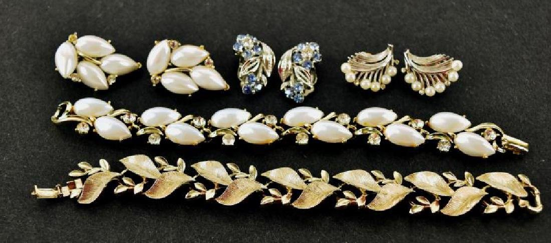 Collection Of Lisner Jewelry