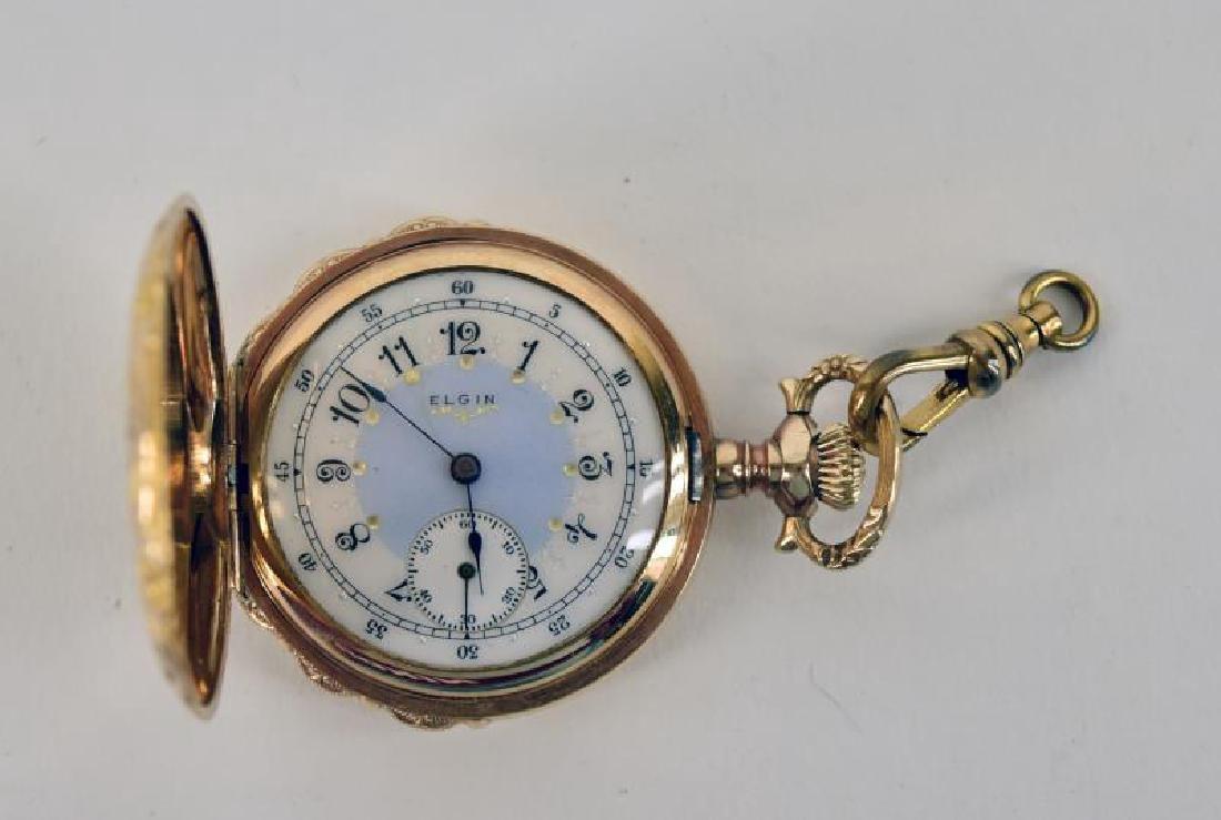 Elgin Ladies Pocket Watch