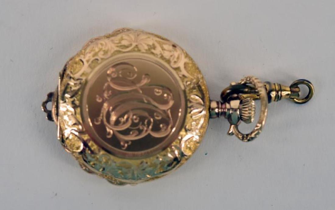 Elgin Ladies Pocket Watch - 2
