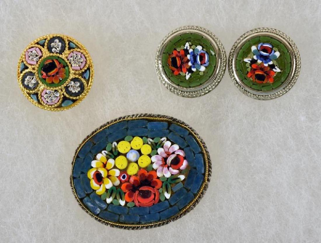 Micro Mosaic Jewelry