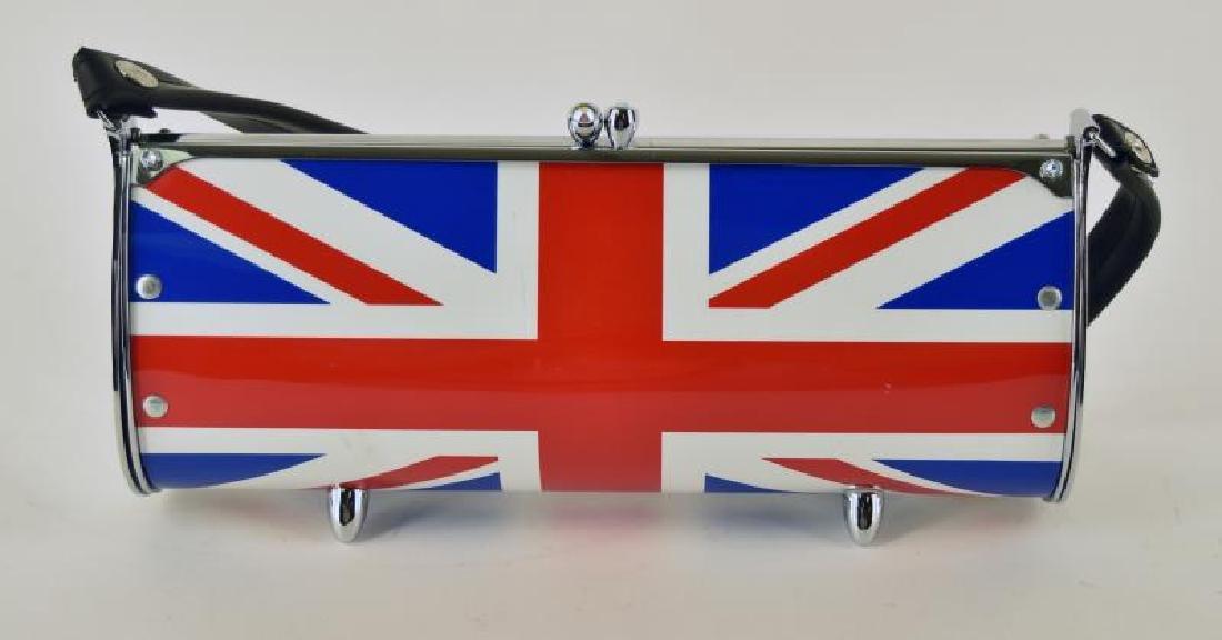 Littlearth British Flag Purse
