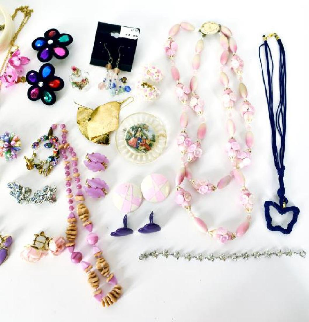 Collection Of Costume Jewelry - 2