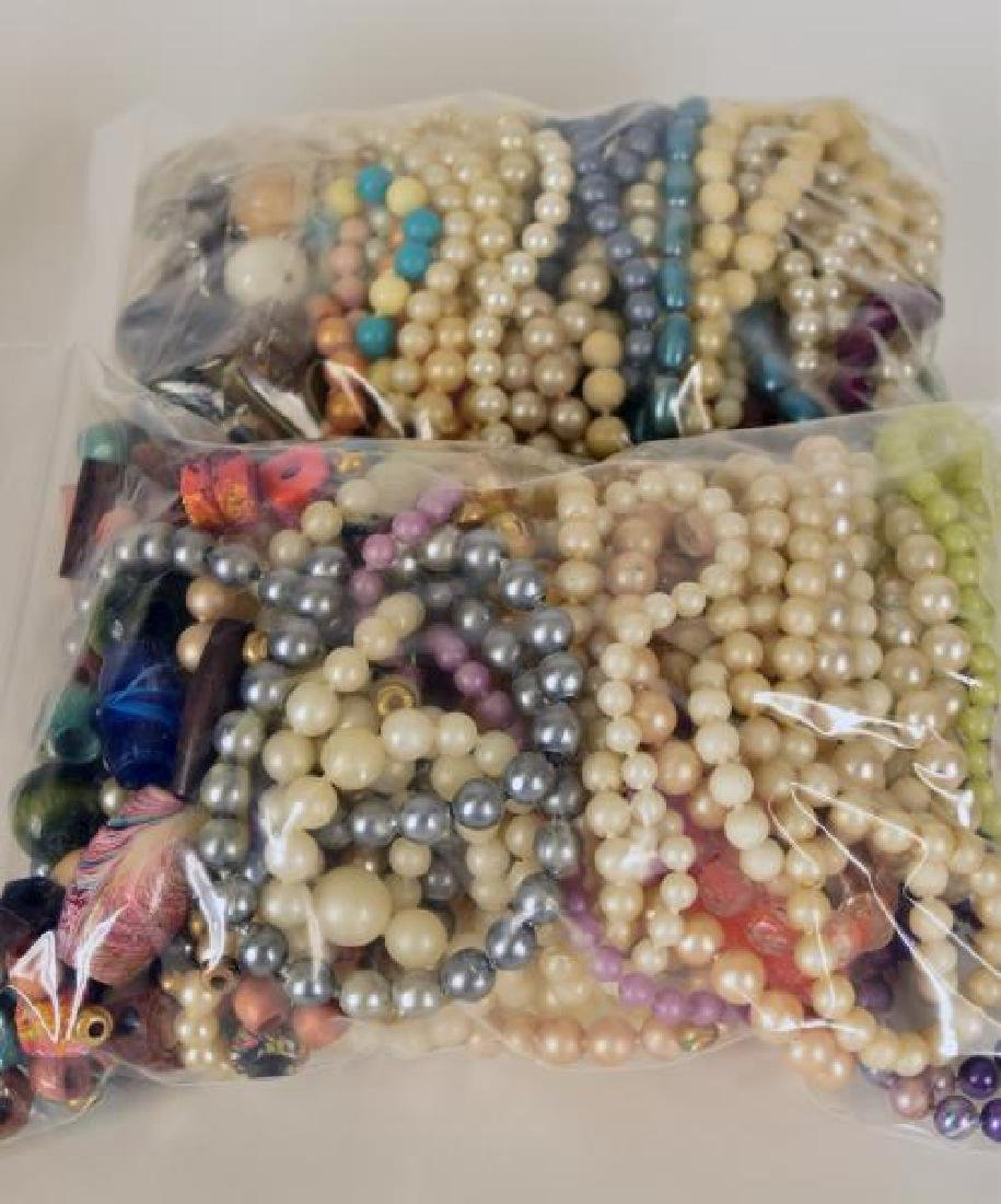 Large Collection Of Pop Beads