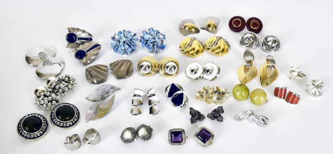 Large Collection Of Earrings