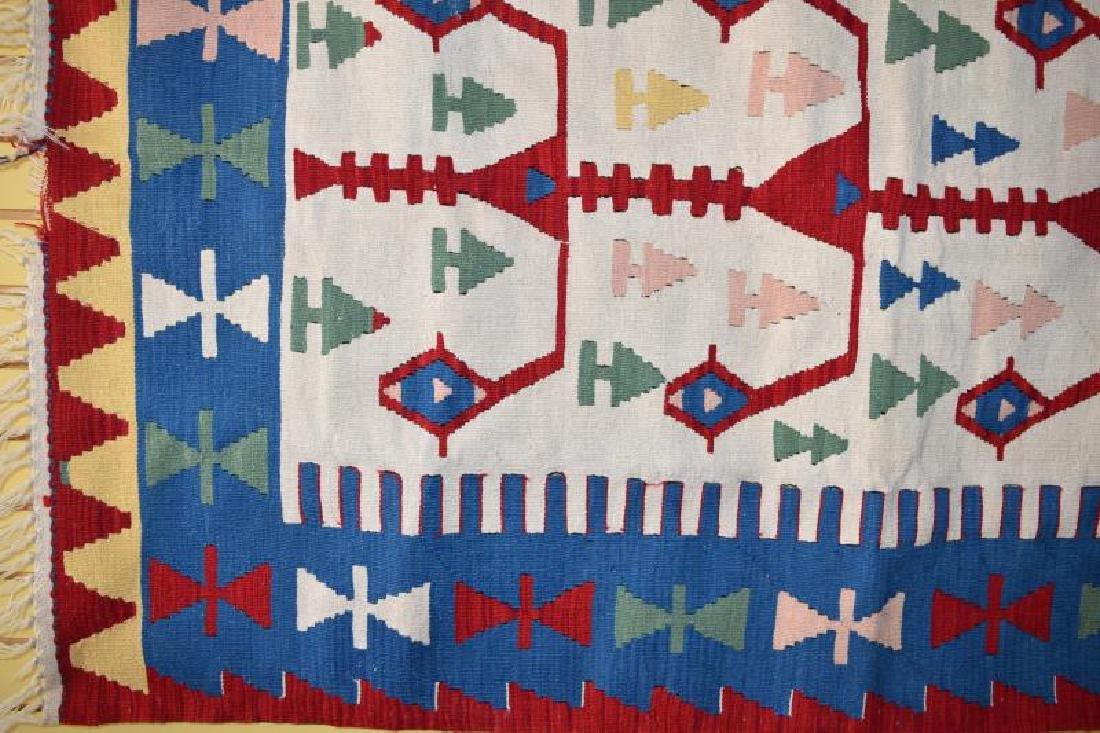 Native American Wool  Rug - 2