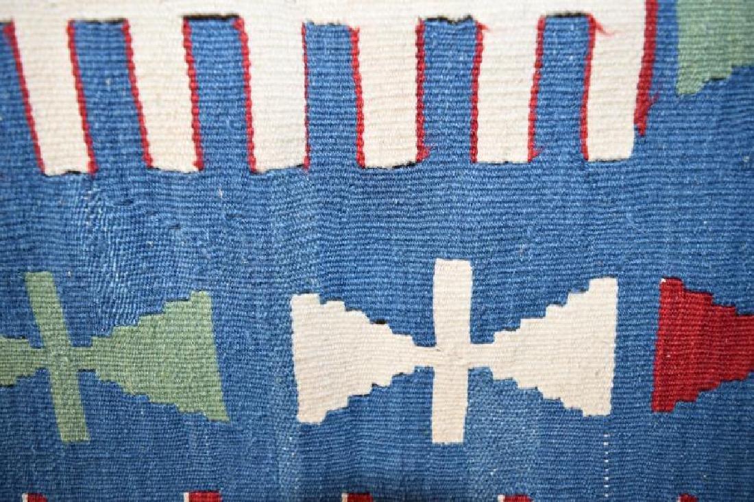 Native American Wool  Rug - 4