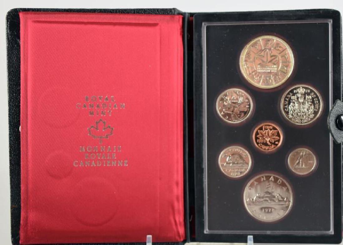 1978 Royal Canadian Mint  Double Dollar Proof Set