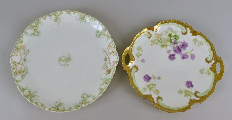 Haviland And Limoges Chargers