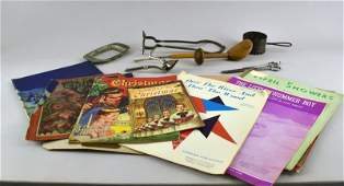 Group Of Primative Items