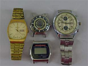 Group Of Men's Watches