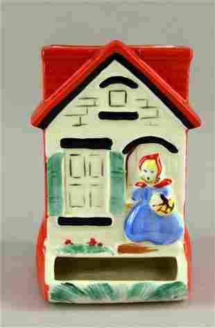 Hull Little Red Riding Hood Match Safe