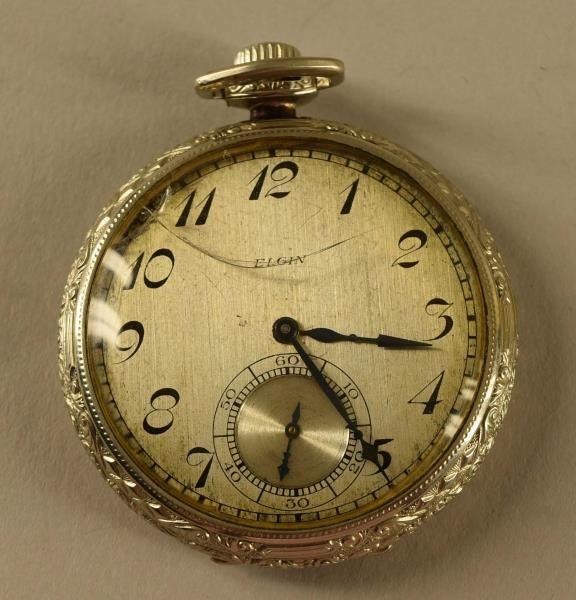 Elgin 17 Jewel Pocket Watch