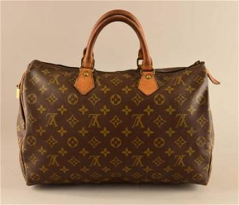 Vintage Louis Vuitton Speedy 40 Handbag