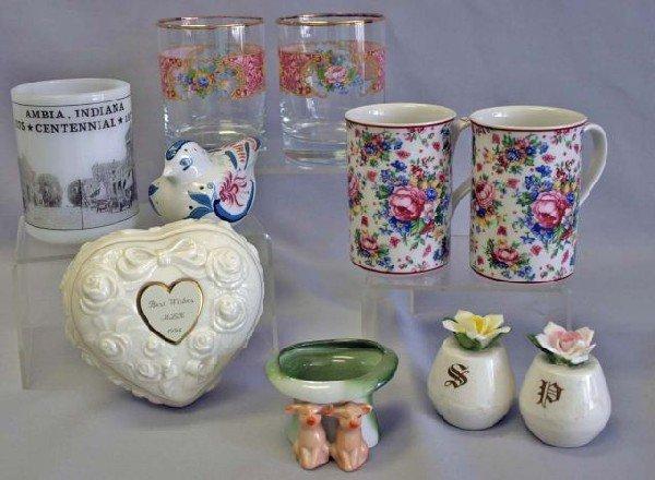 1: Royal Albert Mugs