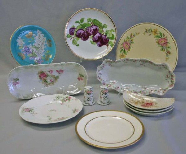 7: Large Collection of Porcelain & Pottery