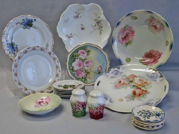 8: Large Collection of Porcelain