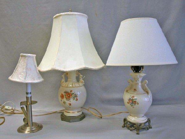 9: Decorative Lamps