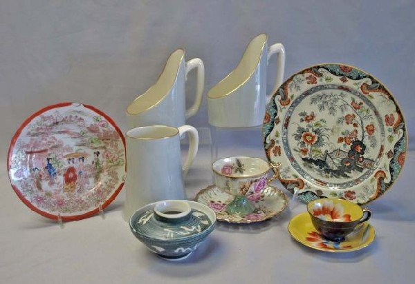 13: Collection of Tea Cups & Saucer