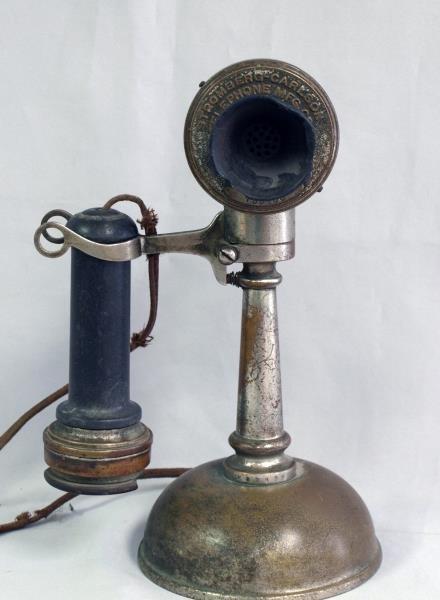 Stromberg-Carlson Candlestick phone