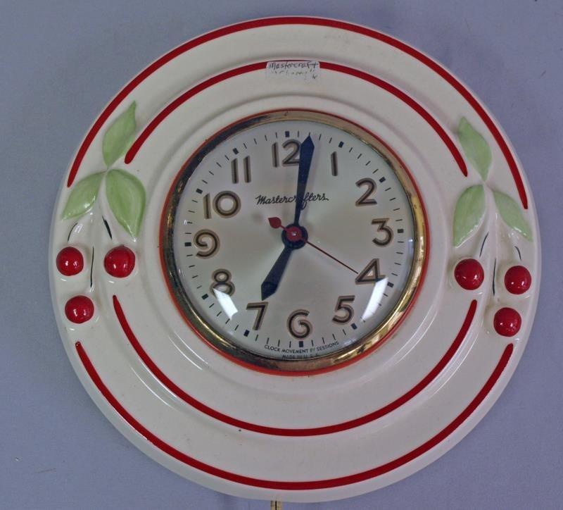 Master Craft  Kitchen Clock
