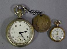 Waltham Men's Watch with Fob