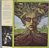 Eye Magazine Bob Dylan Musical Roots Poster