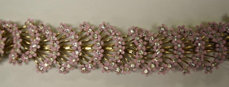 Collection of Pink Costume Jewelry - 2
