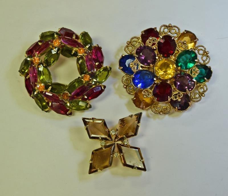 Rome Demi-Parure Costurme Jewelry Set - 2