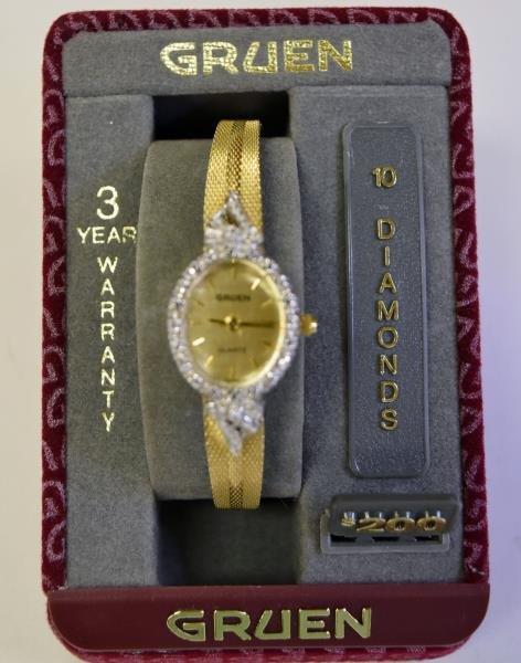 Ladies Gruen Wristwatch