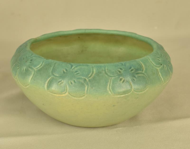 Van Briggle Quatrefoils Bowl