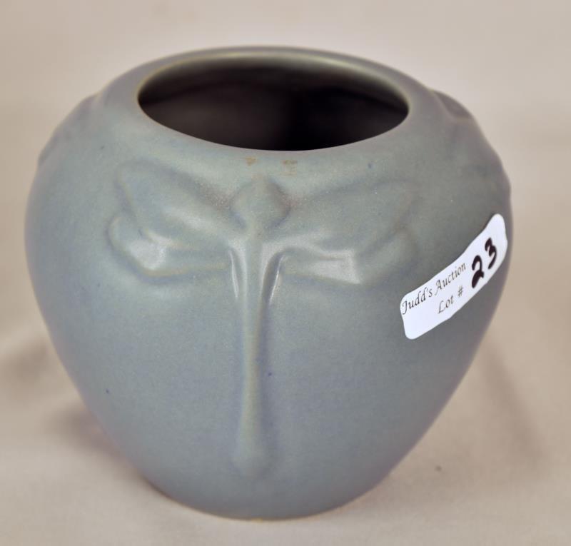 Van Briggle Dragonfly Bowl