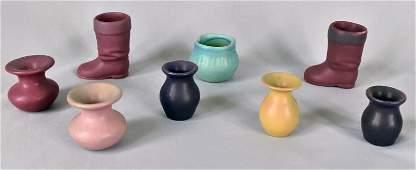 Van Briggle Miniature Pottery