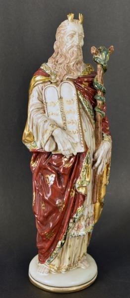Eugenio Pattarino Moses Biblical Figure Featuring Moses