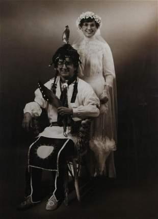 STEPHEN A GAMBARO AMERICAN 1923 RAMON GONYEA AND