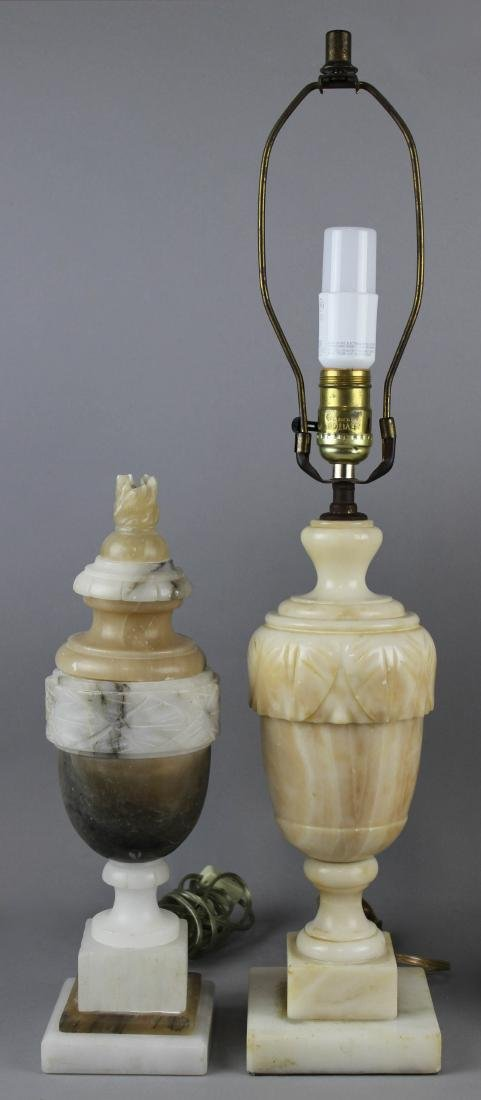 GROUP OF FOUR TABLE LAMPS - 2