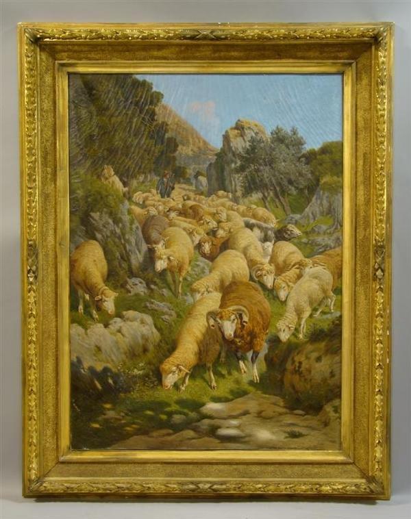 328: ALFREDO DE SIMONI (ITALIAN, 19TH CENTURY)