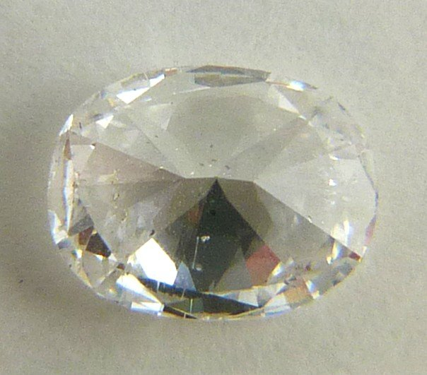 22: 1.40CT OVAL CUT DIAMOND