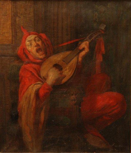 Αποτέλεσμα εικόνας για jester painting